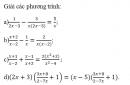 Bài 54 trang 34 sgk toán 8 tập 2