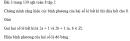 Bài 3 trang 130 sgk toán 8 tập 2