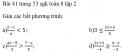 Bài 41 trang 53 sgk toán 8 tập 2