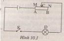Bài C5 trang 29 sgk Vật lí 9