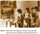 Bài 1 trang 60 SGK Lịch sử 5