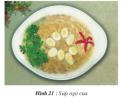 Câu 1 trang 40 SGK Công Nghệ 9 - Nấu ăn