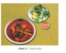 Câu 1 trang 43 SGK Công Nghệ 9 - Nấu ăn