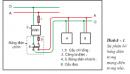 Thực hành bài 6 trang 30 SGK Công Nghệ 9 - Lắp đặt mạng điện trong nhà