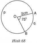 Bài 91 trang 104 SGK Toán 9 tập 2