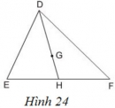 Bài 23 trang 66 sgk toán lớp 7- tập 2
