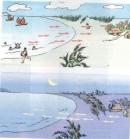 Hãy giải thích tại sao ban ngày gió từ biển thổi vào đất liền và ban đêm gió từ đất liền thổi ra biển