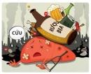 Sưu tầm tranh ảnh, sách báo nói về tác hại của rượu, bia, thuốc lá, ma tuý