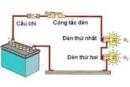 Điều gì có thể xảy ra nếu sử dụng nguồn điện 12V cho dụng cụ dùng điện có số vôn quy định là 6V ?