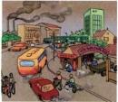 Điều gì sẽ xảy ra nếu con người khai thác tài nguyên thiên nhiên một cách bừa bãi và thải ra môi trường nhiều chất độc hại ?