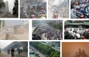 Sưu tầm một số tranh ảnh, thông tin về tác động của con người đến môi trường đất và hậu quả của nó