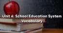 Vocabulary - Phần từ vựng - Unit 4 Tiếng Anh 12