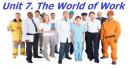 Vocabulary - Phần từ vựng - Unit 7 Tiếng Anh 7