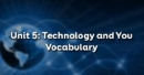 Vocabulary - Phần từ vựng - Unit 5 Tiếng Anh 10