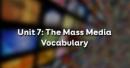Vocabulary - Phần từ vựng - Unit 7 SGK Tiếng Anh 10