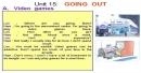 Vocabulary - Phần từ vựng - Unit 15 Tiếng Anh 7