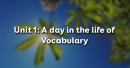 Vocabulary - Phần từ vựng - Unit 1 Tiếng Anh 10