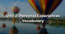 Vocabulary - Phần từ vựng - Unit 2 SGK Tiếng Anh 11
