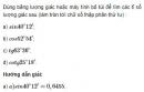 Bài 18 trang 83 sgk Toán 9 - tập 1