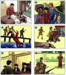 Câu 1, 2, 3 trang 9 SGK Tiếng Việt 5 tập 1