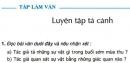 Câu 1, 2 trang 14 SGK Tiếng Việt 5 tập 1