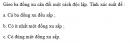 Câu 34 trang 83 SGK Đại số và Giải tích 11 Nâng cao