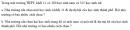 Câu 3 trang 54 SGK Đại số và Giải tích 11 Nâng cao