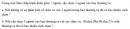 Câu 8 trang 62 SGK Đại số và Giải tích 11 Nâng cao