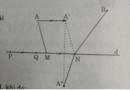 Câu 3 trang 34 SGK Hình học 11 Nâng cao .