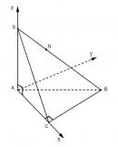 Bài 12 trang 82 SGK Hình học 12 Nâng cao