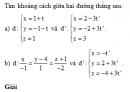 Bài 35 SGK trang 104 Hình học 12 Nâng cao