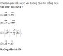 Bài 4 trang 35 SGK Hình học 10 Nâng cao