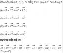 Bài 6 trang 36 SGK Hình học 10 Nâng cao