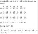 Bài 7 trang 36 SGK Hình học 10 Nâng cao