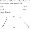 Bài 8 trang 36 SGK Hình học 10 Nâng cao