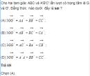 Bài 12 trang 37 SGK Hình học 10 Nâng cao