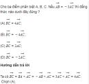 Bài 14 trang 37 SGK Hình học 10 Nâng cao