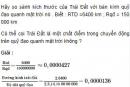 Câu C1 trang 7 SGK Vật lý lớp 10 Nâng cao
