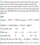 Câu 6 trang 40 SGK Hóa học 11 Nâng cao