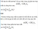 Bài 3 SGK trang 103 hóa học 12 nâng cao.