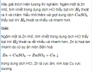 Bài 6 SGK  trang 126 hóa học 12 nâng cao