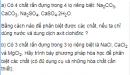 Bài 6 trang 167 SGK Hóa học lớp 12 nâng cao