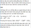 Bài 4 SGK trang 136 hoá học 12  nâng cao