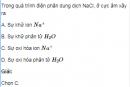 Bài 1 trang 157 SGK Hóa học lớp 12 nâng cao