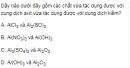 Bài 2 trang 180 SGK Hóa học lớp 12 nâng cao