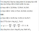 Bài 6 trang 183 SGK Hóa học lớp 12 nâng cao