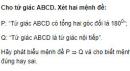 Câu 14 trang 13 SGK Đại số 10 Nâng cao