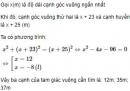 Bài 15 trang 78 SGK Đại số 10 nâng cao