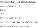 Câu 18 trang 112 SGK Đại số 10 nâng cao