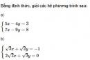 Bài 31 trang 93 SGK Đại số 10 nâng cao